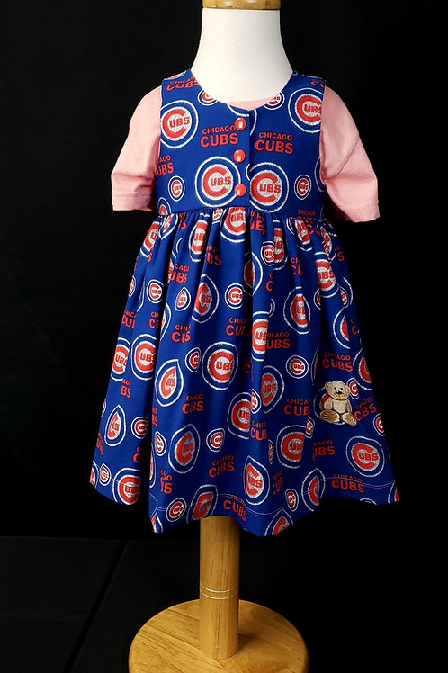Jumper Made With Glitter Cubs with Cub