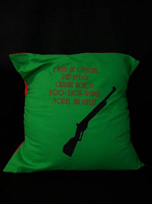 Red Ryder Pillow