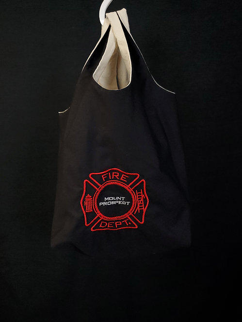 Mount Prospect Fire Department Reusable Shopping Bag