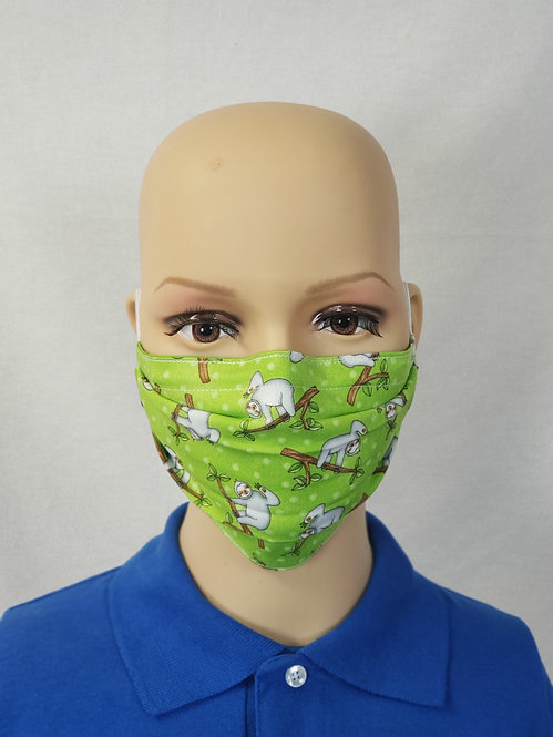 Sloths Cloth Face Covering