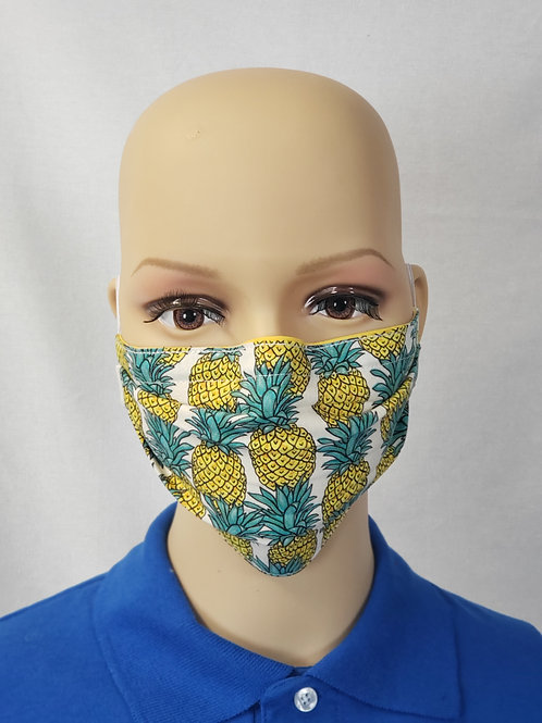 Pineapple Cloth Face Covering