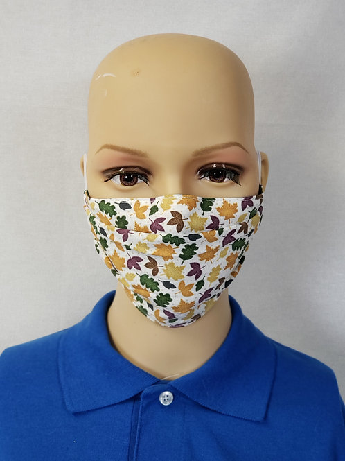 Fall Leaves Cloth Face Covering