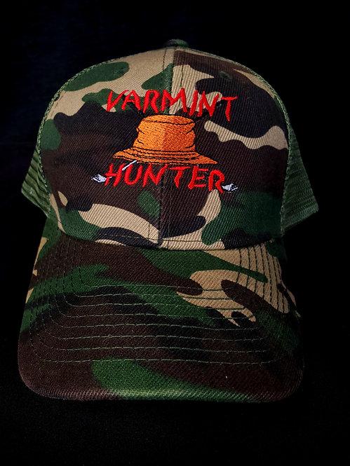 Varmint Hunter Camo Trucker Hat