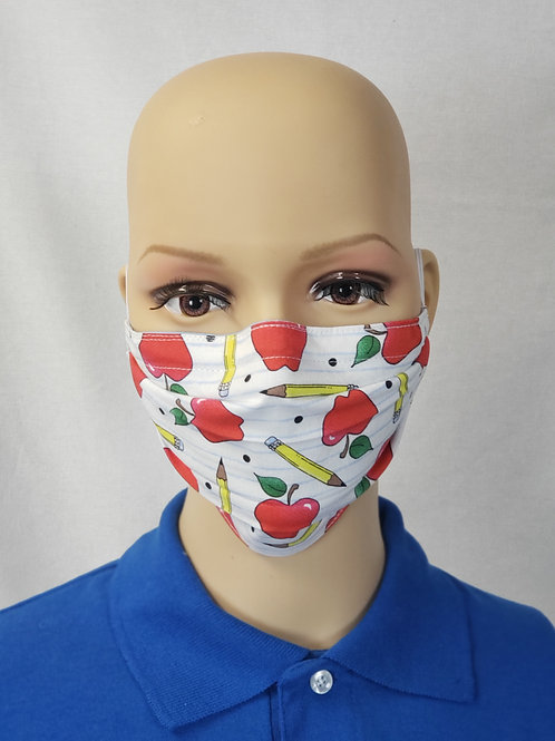 School Teacher Cloth Face Covering