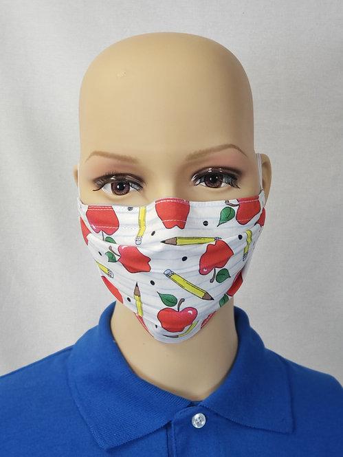 School Teacher Cloth Face Covering