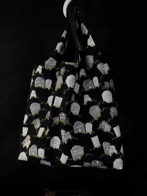 Tombstone Reusable Shopping Bag