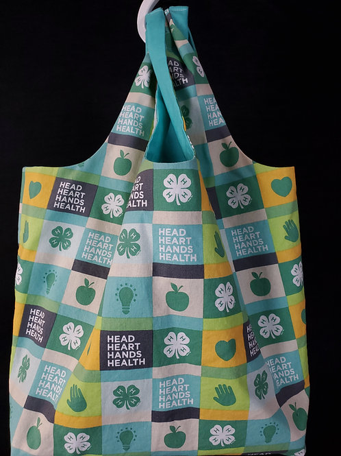 """""""4H"""" Reusable Shopping Bag"""