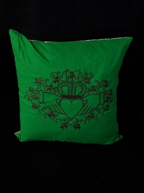 Celtic Heart Pillow