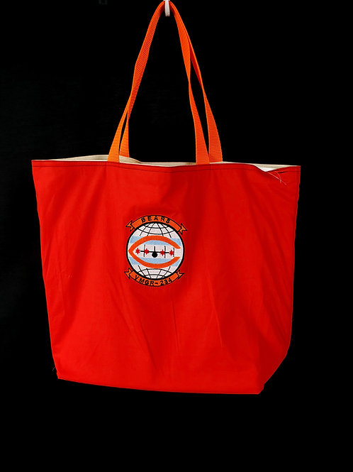 VMGR-234 Reusable Gusseted Market Bag