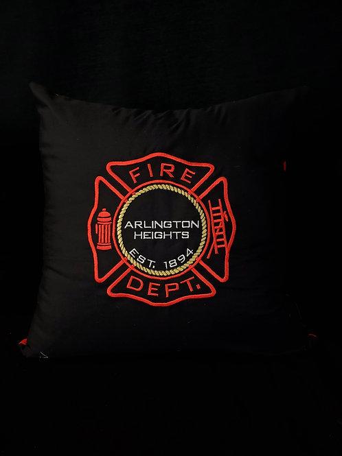 Fire Department Pillow
