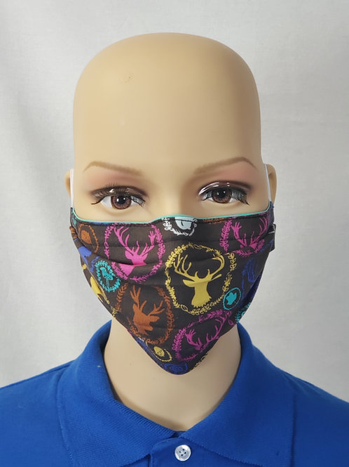 Bucks Cloth Face Covering