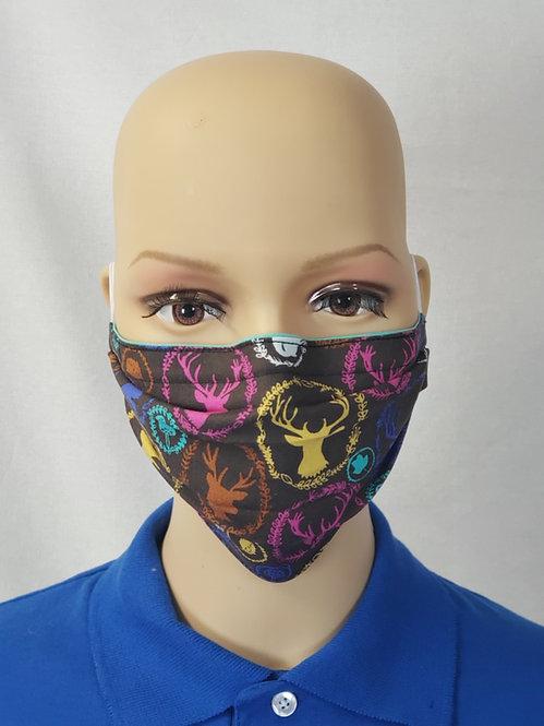Bucks Cloth Face Covering