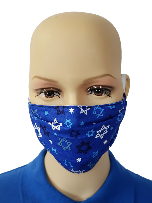 Star of David Cloth Face Covering