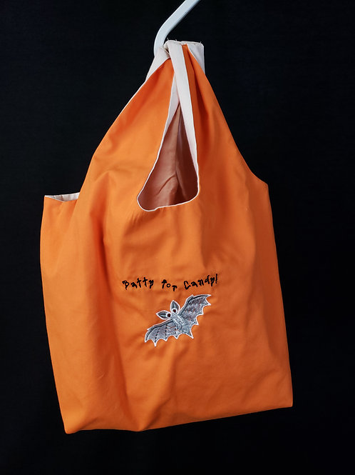Batty for Candy Reusable Shopping Bag