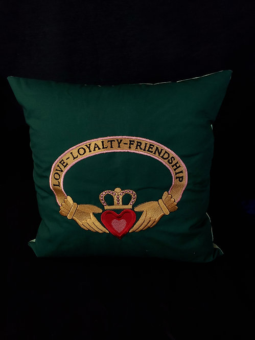 Love Loyalty Friendship Pillow