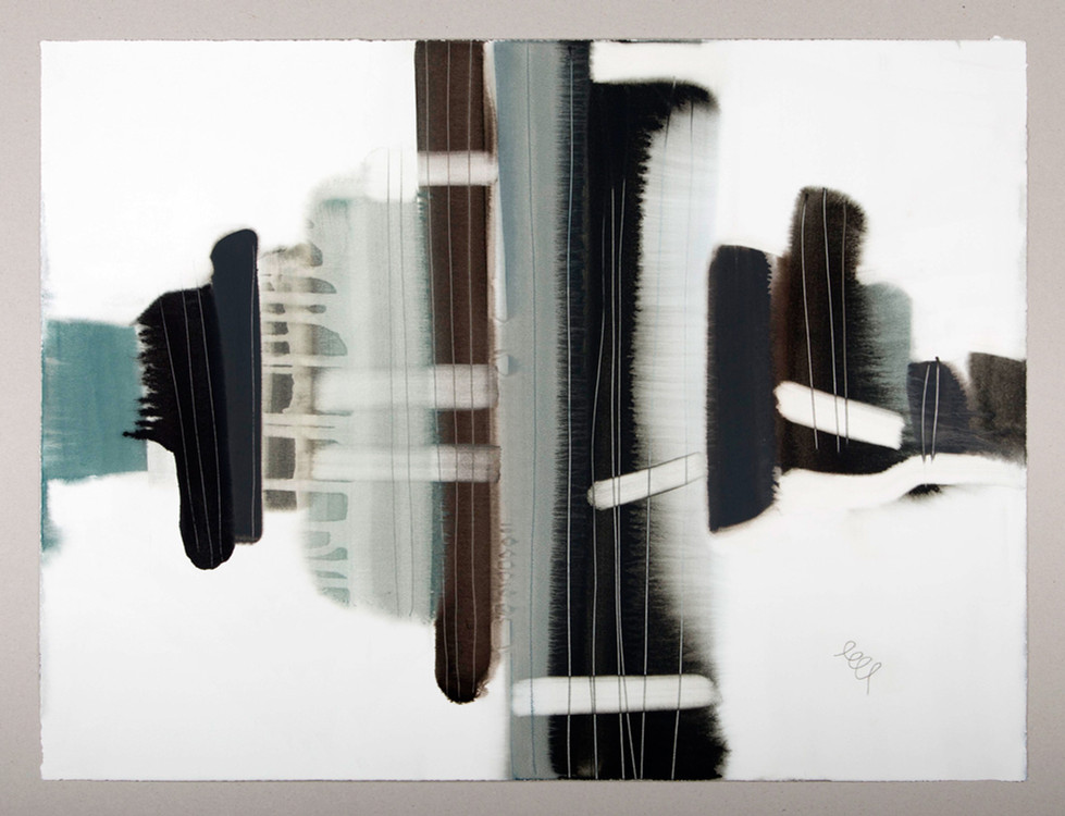 Excellence Award at Shenzhen International Watercolor Biennale