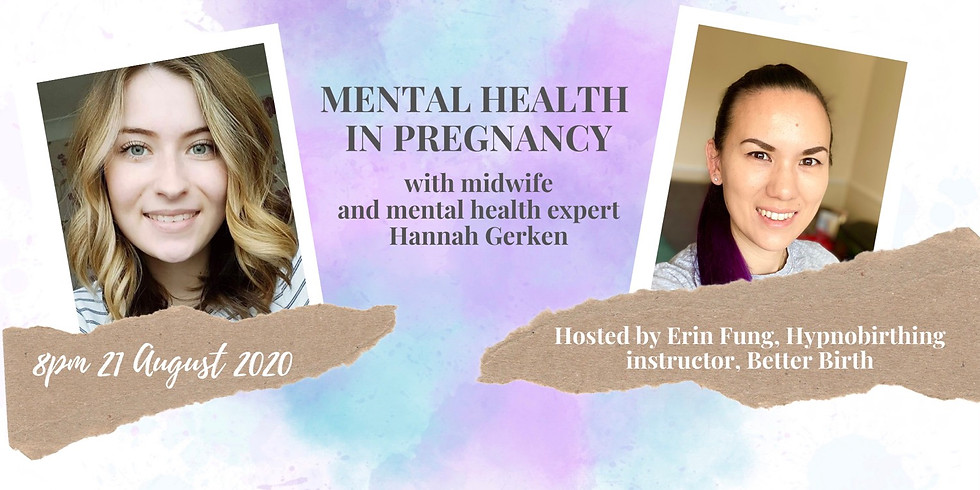 Mental health in pregnancy Q&A