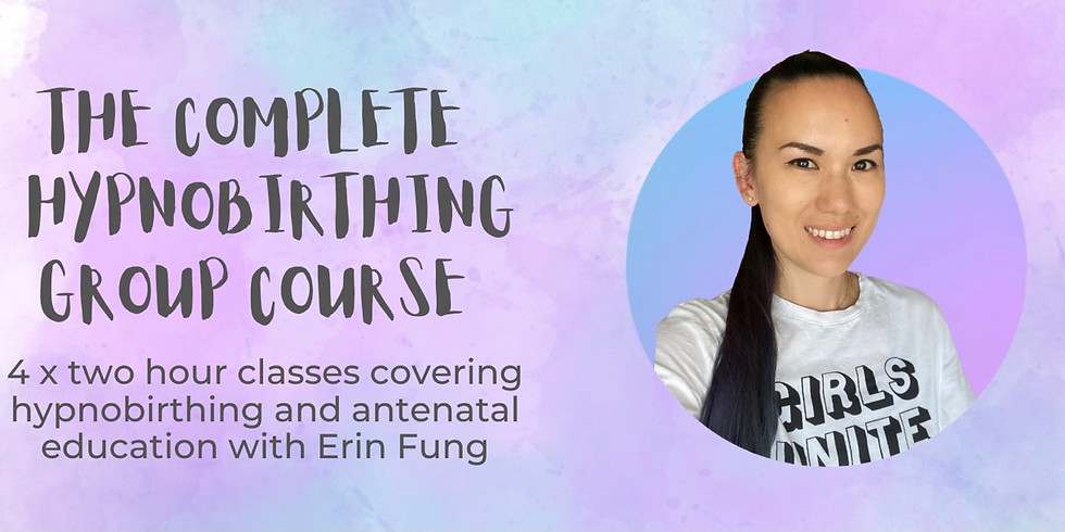 April group hypnobirthing course