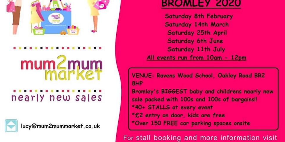 Mum2mummarket Bromley