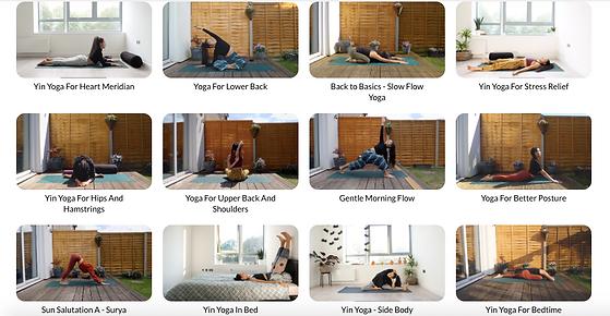 Yoga With Sara Ondemand