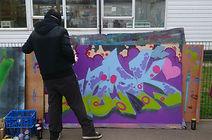 """brave arts graffiti artists for hire graffiti workshops murals brave arts graffiti artists for hire graffiti workshops murals graffiti lessons best british graffiti essex graffiti art spray can art subway art brave1 """" brave arts Brave Arts bravearts graffi"""