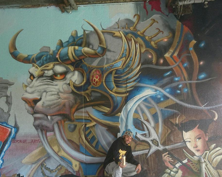 grimsby urban arts festival 2016