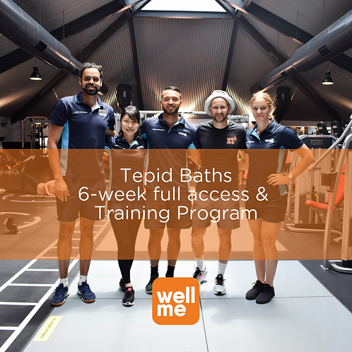Tepid Baths & Training Program