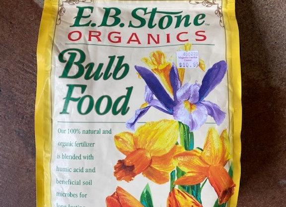 EB Stone Bulb Food 4 lb.