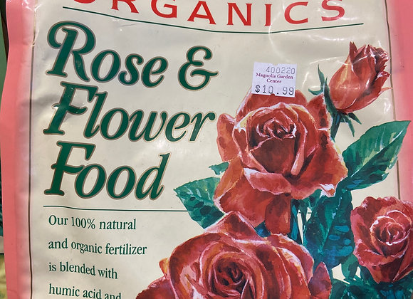 EB Stone Rose & Flower Food 15 lb. bag