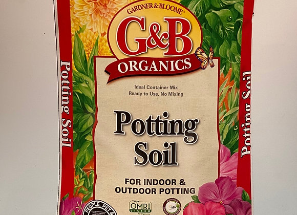 Gardener & Bloom Premium Organic Potting Soil