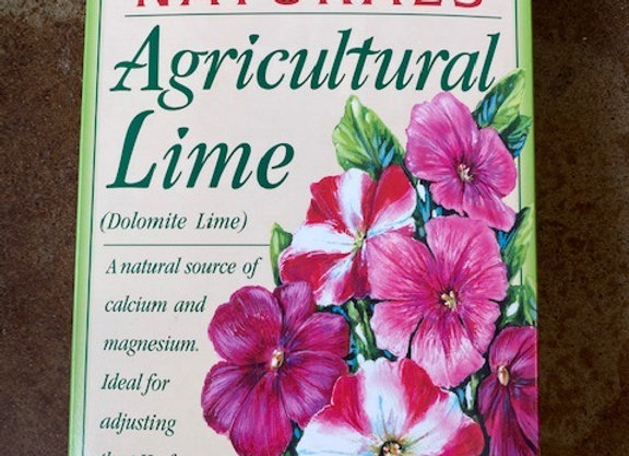 EB Stone Agricultural Lime 5 lb.