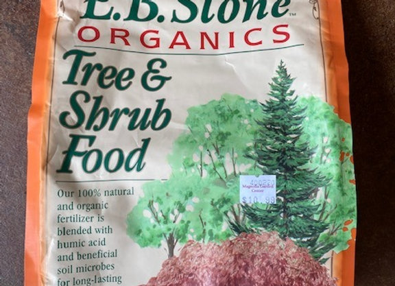 EB Stone Tree and Shrub Food 4 lb.