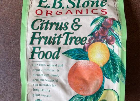 EB Stone Citrus and Fruit Tree Food 4 lb.