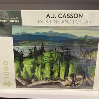 AJ Casson Jack Pine and Poplar