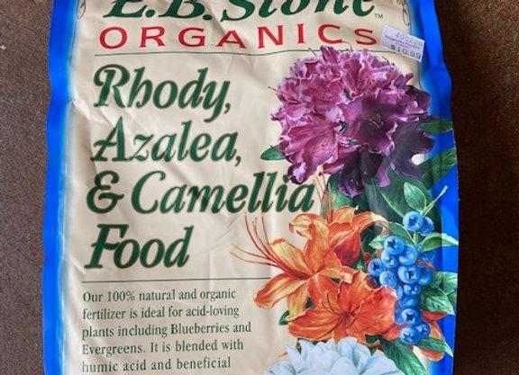 EB Stone Rhody, Azalea and Camellia Food 4 lb.