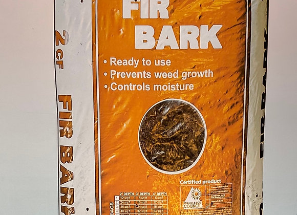 Medium Bark Mulch 2 cu ft
