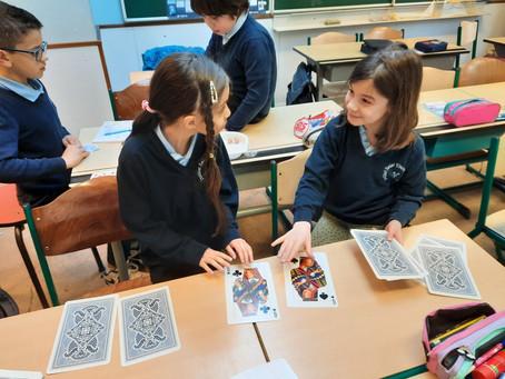 Les tables de multiplication, c'est ludique en 3C !