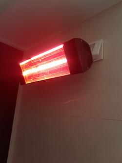 תנור אינפרא אדום מעוצב