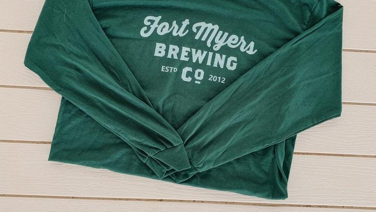 Fort Myers Brewing Long-sleeved Tee