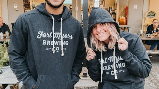 Fort Myers Brewing Hoodie