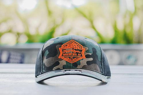 FMBrew Camo Hat