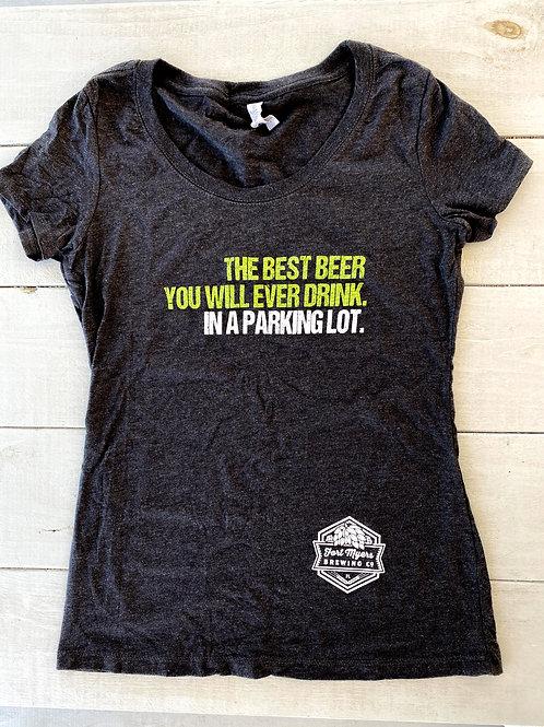 Best Beer Women's Scoop Neck
