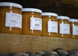 Le miel des Etangs de l'Abbaye