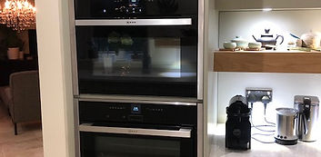 Built in oven installed by ServiceBuddy
