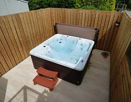 ServiceBuddy install hot tub
