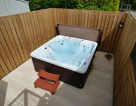 ServiceBuddy install hot tub