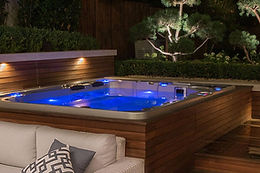 Hot tub install ServiceBuddy
