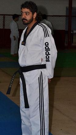 Mestre Carlin Ninja Oficina Taekwondo
