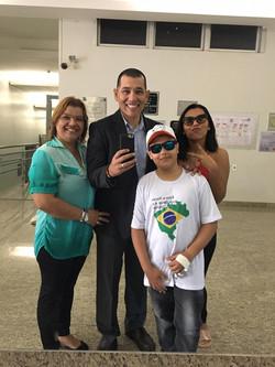 Fotos do Rev. João Gerado e Família