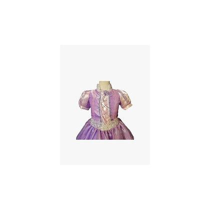 """Disfraz de Rapunzel """" Enredados """""""